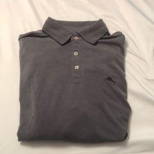 Tommy Bahama Costal Crest Long Sleeve Polo